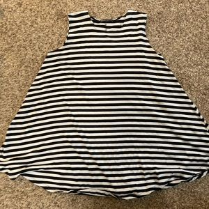 Brandy Melville dress swing trapeze cover up osfa